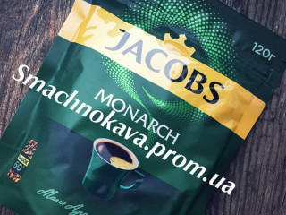Растворимый кофе Jacobs Monarch (Бразилия)
