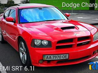 Продам Dodge Charger SRT 8 2007 г.в.