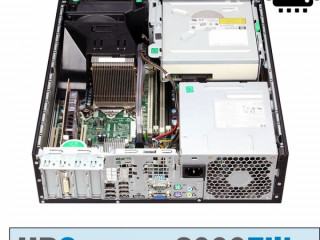 Системный блок HP Compaq 8000 Elite SFF/ E8400 (3.16 ГГц) / RAM 2 ГБ / HDD 160 ГБ