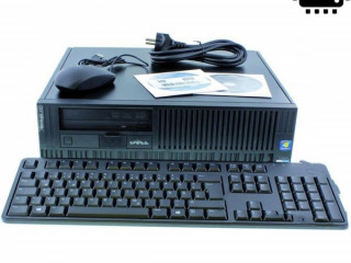 4 ядерный системный блок Dell OptiPlex XE / Quad Q8300 4 ядра / ОЗУ 8 / SSD 120 / Сетевые карты 2 шт / Com-порт 2 шт / E-SATА / Hight speed USB
